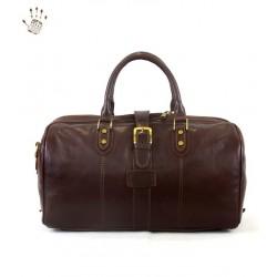 Reisetasche aus Echtem Pflanzlich Gegerbtem Leder - Fergus
