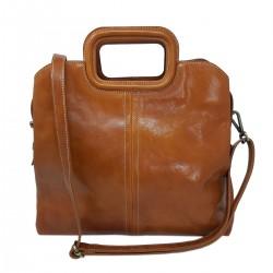 DLB - Genuine Leather Travel and Work Backpack - Erik