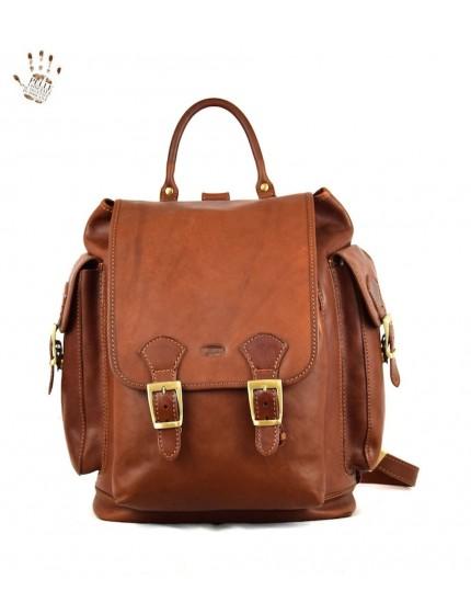 sac dos pour femme en cuir au tannage v g tal omegave. Black Bedroom Furniture Sets. Home Design Ideas