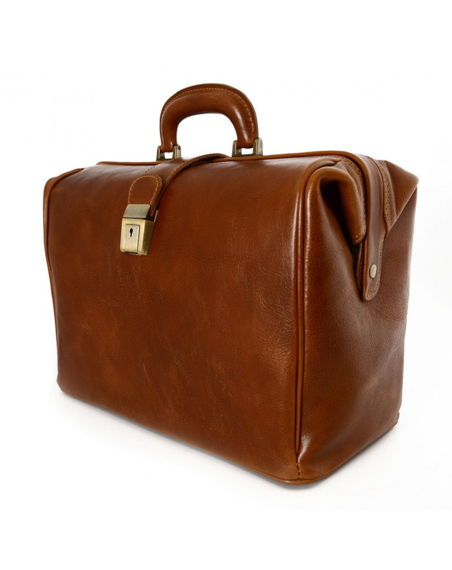 Genuine Leather Bag for Doctor, 1 compartment - Arona