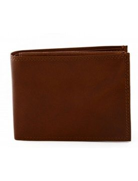 Portafoglio da Uomo in Vera Pelle 25 tasche portacarte e documenti - Gerry