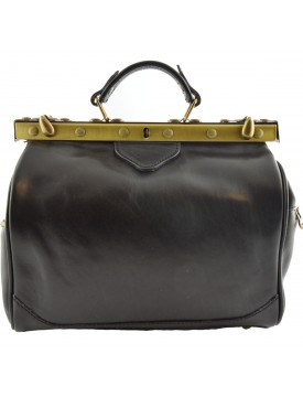 Genuine Leather Bag for Doctor - Fenice