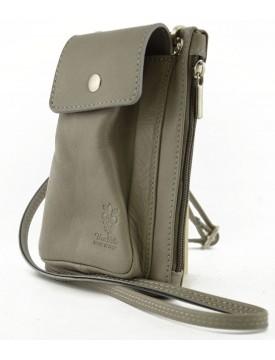 Mini Borsello Unisex con Tasca per Smartphone - Poggi
