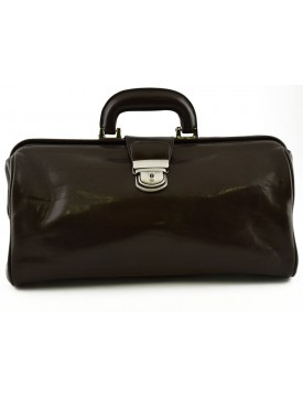 Genuine Leather Doctor's Bag - Mania