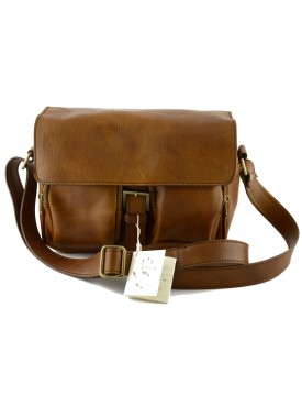 337f500bbb3a Write a review. Vegetable Tanned Leather Crossboby Bag for Women ...