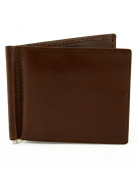 Genuine Leather Wallet with Pin - Franco
