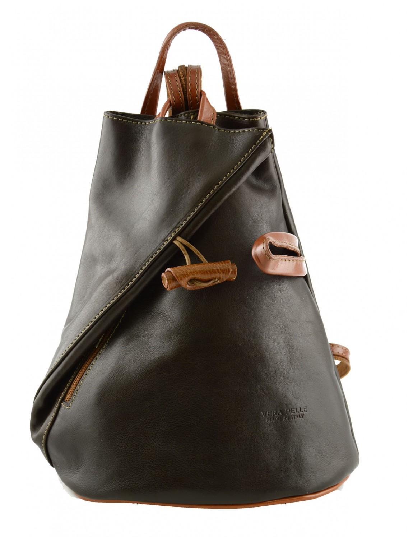 sac dos en cuir pour femme avec bretelles glissi re aniuk. Black Bedroom Furniture Sets. Home Design Ideas