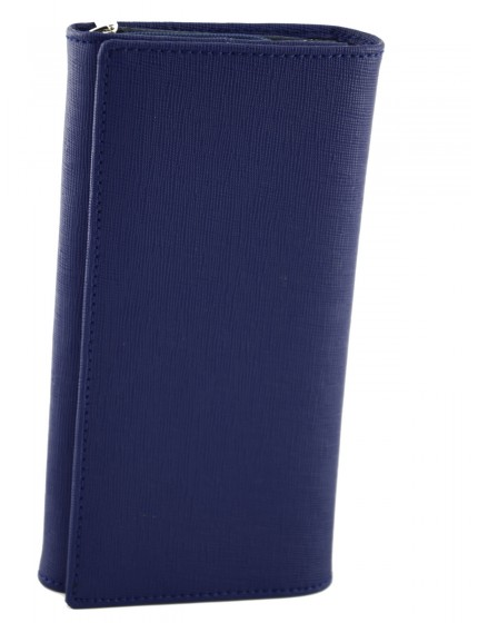 Damen Portemonnaie aus Saffiano Leder - Tania