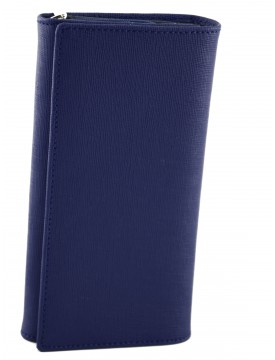 Saffiano Leather Woman Wallet - Tania