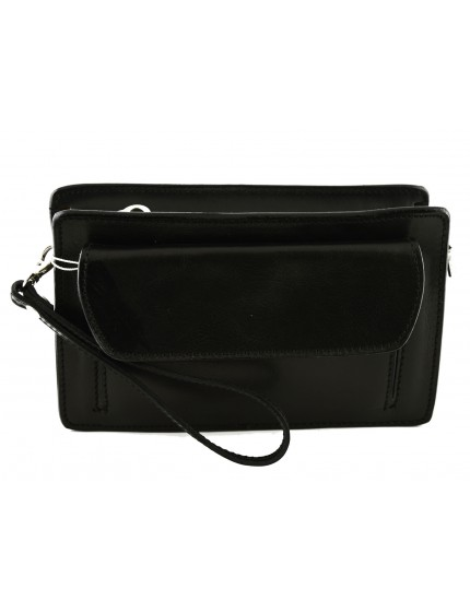 Genuine Leather Man Clutch - Rabo