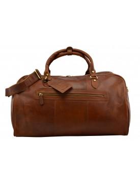 Genuine Leather Travel Bag - Lavia