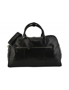 Genuine Leather Travel Bag - Tuma