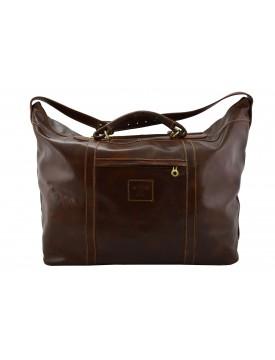 Genuine Leather Travel Bag - Londa