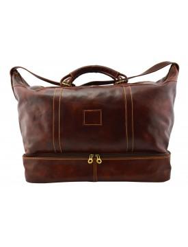 Genuine Leather Travel Bag - Vivy