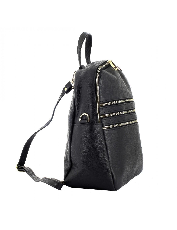sac dos pour femme en cuir v ritable bessie. Black Bedroom Furniture Sets. Home Design Ideas