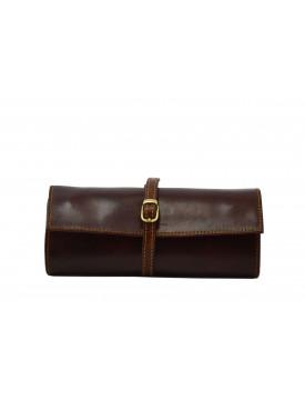 Genuine Leather Jewelery Case - Danie