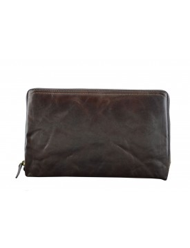 Clutch Unisex in Vera Pelle - Harvey