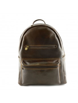 Leather Backpack - Mabon