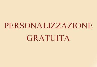 Personalizzazione Gratuita